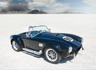 New Hurricane Motorsports Roadster Unveiled